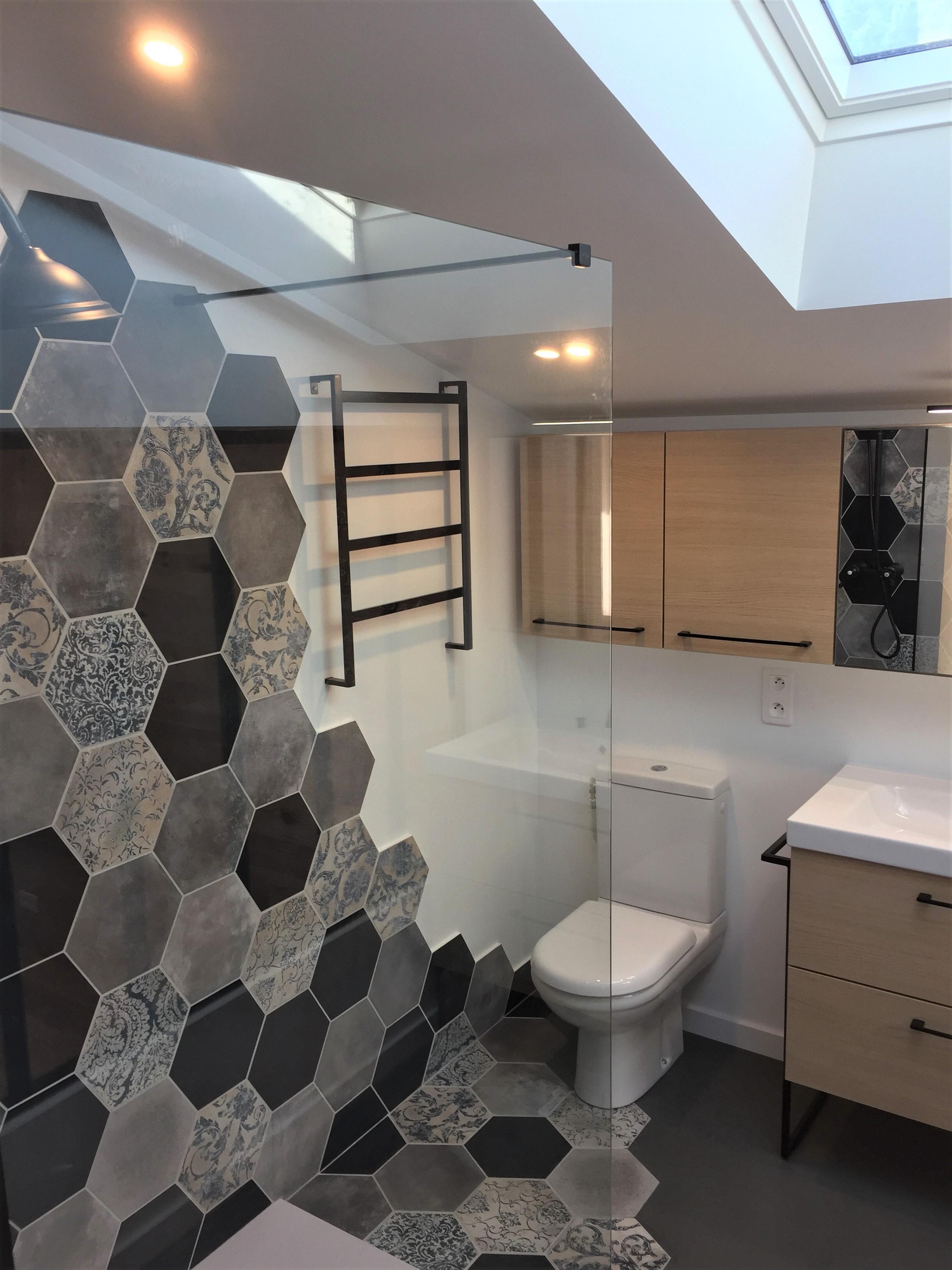 Salle de bain-Faïence – Rénov-Bat-Provence